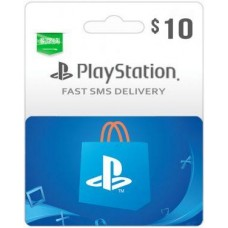 $10 PSN Card (PS Vita/PS3/PS4) – SA-Instant Email Delivery