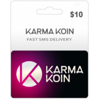 $10 Karma Koin Card (Global)-Instant Email Delivery
