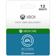EA Access 12 Months Subscription-Instant Email Delivery