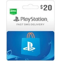 $20 PSN Card (PS Vita/PS3/PS4) – SA-Instant Email Delivery