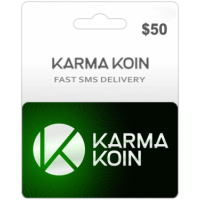 $50 Karma Koin Card (Global)-Instant Email Delivery
