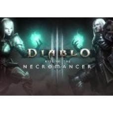 DIABLO 3 - RISE OF THE NECROMANCER EU BATTLE.NET CD KEY PC code