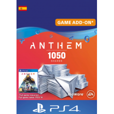 Anthem 1050 Shards PS4 (Spain)-PC Code
