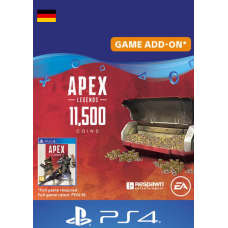 Apex Legends 11500 Coins PS4 (Germany)-PC Code