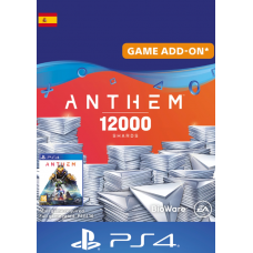 Anthem 12000 Shards PS4 (Spain)-PC Code