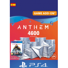 Anthem 4600 Shards PS4 (Spain)-PC Code