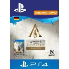 Assasins Creed Odyssey Season Pass PS4 (Germany)-PC Code