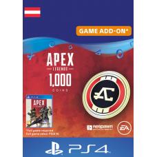 Apex Legends 1000 Coins PS4 (Austria)-PC Code