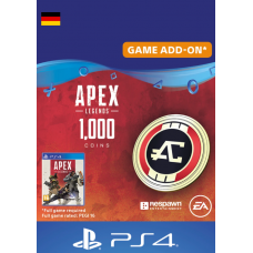 Apex Legends 1000 Coins PS4 (Germany)-PC Code