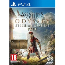 Assassins Creed Odyssey Athenian Weapons Pack DLC PS4-PC Code