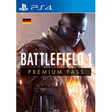 Battlefield 1 Premium Pass PS4 (Germany)-PC Code