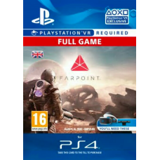 Farpoint VR PS4-PC Code