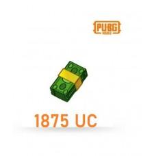 1875 Unknown Cash - PUBG Mobile UC
