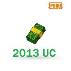 2013 Unknown Cash - PUBG Mobile UC