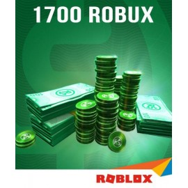 1700 Robux - ROBLOX