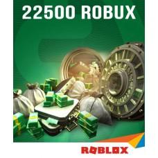 22500 Robux - ROBLOX