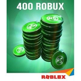 400 Robux - ROBLOX