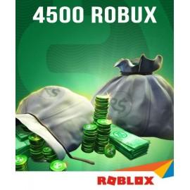 4500 Robux - ROBLOX