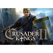 CRUSADER KINGS II STEAM CD KEY-PC CODE