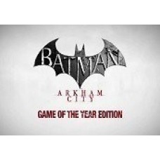 BATMAN ARKHAM CITY GOTY STEAM CD KEY-PC Code