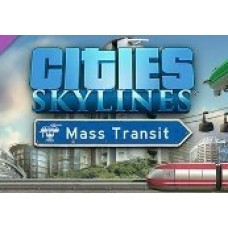 CITIES: SKYLINES - MASS TRANSIT DLC STEAM CD KEY-PC Code