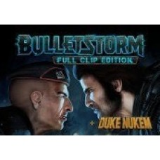 BULLETSTORM FULL CLIP EDITION + DUKE NUKEM'S BULLETSTORM TOUR DLC STEAM GIFT-PC Code