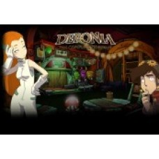 DEPONIA: THE COMPLETE JOURNEY STEAM CD KEY-PC CODE