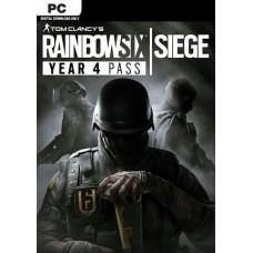Tom Clancys Rainbow Six Siege - Year 4 Pass CD Key-PC Code