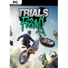 Trials Rising CD Key-PC Code