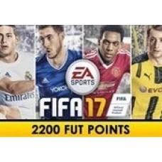 FIFA 17 - 2200 FUT POINTS ORIGIN CD KEY-PC Code