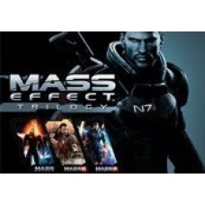 MASS EFFECT TRILOGY ORIGIN CD KEY-PC Code