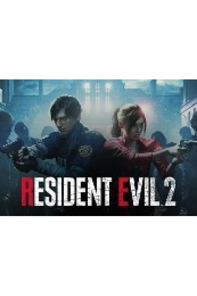RESIDENT EVIL 2 / BIOHAZARD RE:2 EU STEAM CD KEY - PC CODE