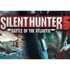 SILENT HUNTER 5: BATTLE OF THE ATLANTIC UPLAY CD KEY-PC Code