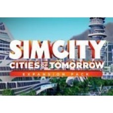 SIMCITY CITIES OF TOMORROW EXPANSION PACK ORIGIN CD KEY-PC Code