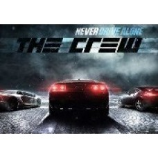 THE CREW UPLAY CD KEY-PC Code